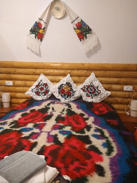 Casa traditionala Bilgar, Bogdan-Voda, Maramures