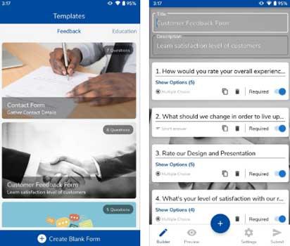 aplikasi android terbaik untuk membuat polling dan survey