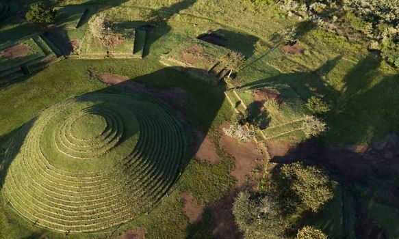 Zona Arqueológica Techuitlan Jalisco