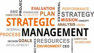 Berpikir Strategis Dan Manajemen Strategis