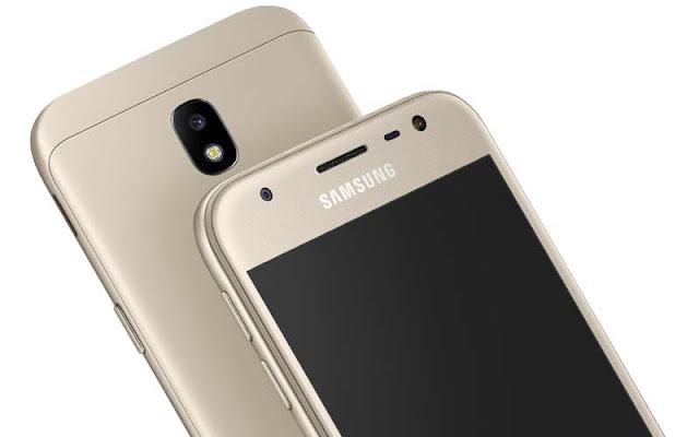 Desain Samsung J3 Pro