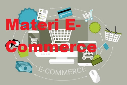 Materi E Commerce Lengkap