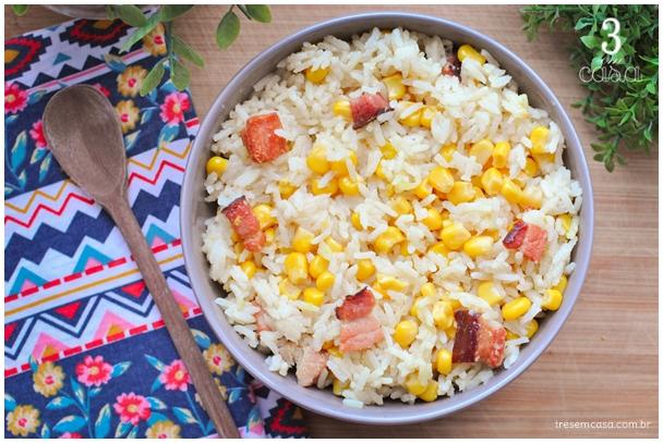 arroz da roça receita