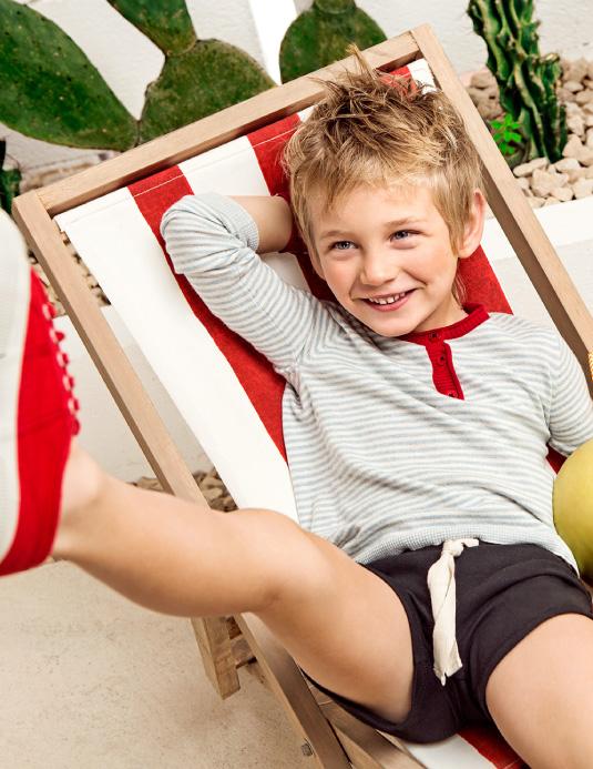 Moda ropa para niños primavera verano 2018 Paula Cahen D'Anvers Niños.