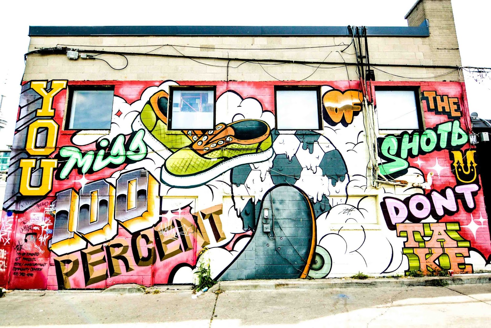 Theresa S Mixed Nuts Artistic Treasure Graffiti Alley