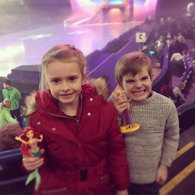 Disney on Ice presents Dream Big review