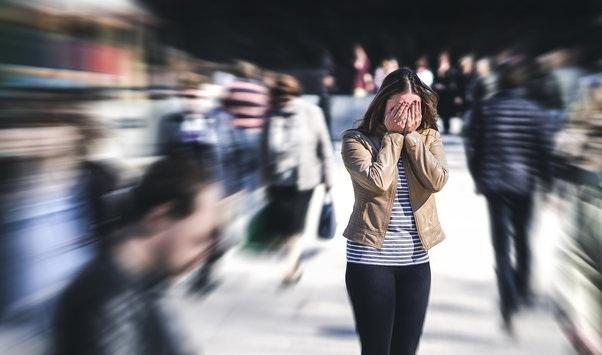 التغلب على القلق والخوف