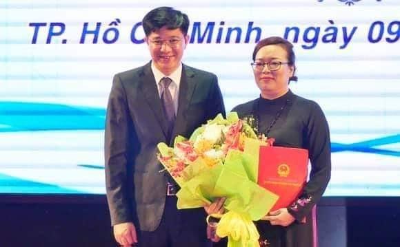 Hiệu trưởng Trường ĐHSP TPHCM Nguyễn Thị Minh Hồng cấm Sinh Viên ủng Hộ Hong Kong