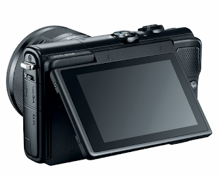 New Canon EOS M100 Mirrorless Camera