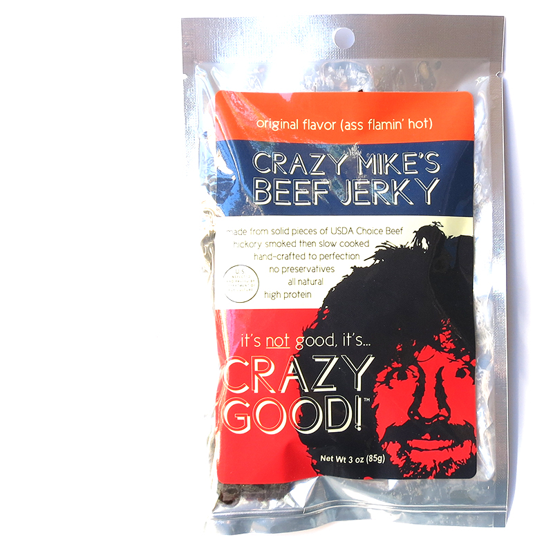 crazy mikes jerky