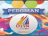 Pedoman O2SN Sekolah SMK Revisi 2017