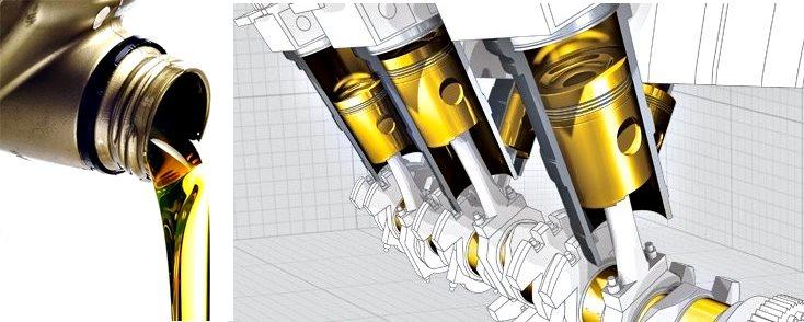 Aceites para motor lubricantes preguntas frecuentes for Viscosidad del aceite de motor