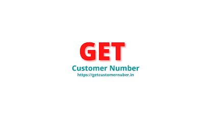 Get Customer Number