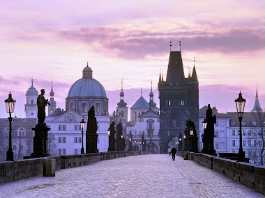 A Weekend in Prague with my Girlfriend