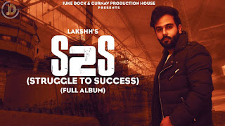 STRUGGLE TO SUCCESS LYRICS – Lakshh