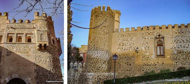Muralhas de Toledo, Espanha