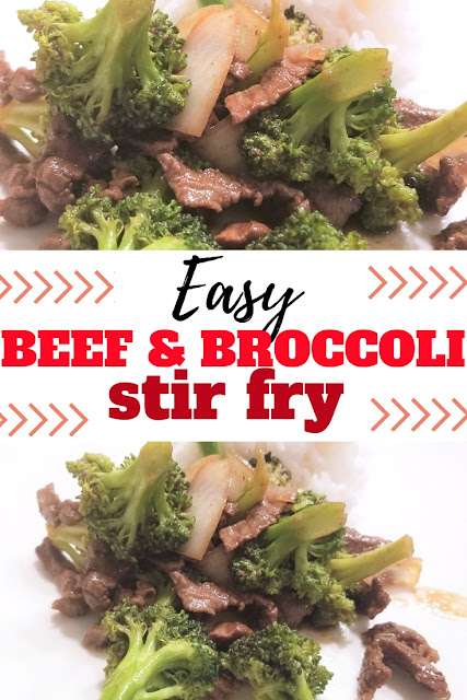 Make that weeknight meal easy with this quick beef and broccoli stir fry recipe