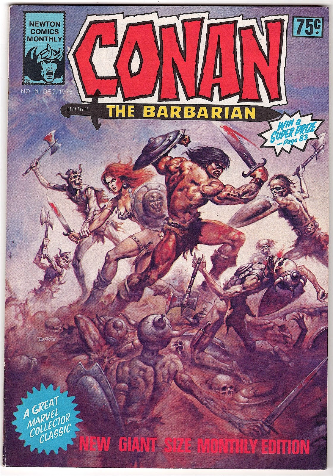 the barbarians english edition