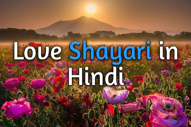 Best Love Shayari in Hindi | New latest Love Shayari