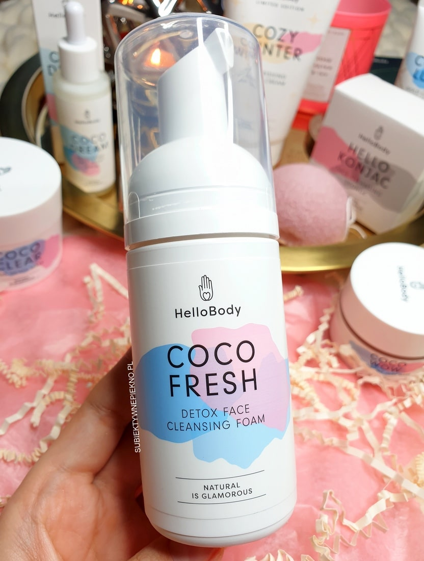Hello Body Coco Fresh detox opinie, blog
