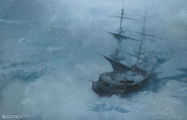 Reseña D&D - Icewind Dale: Rime of the Frostmaiden - Barco Hundido