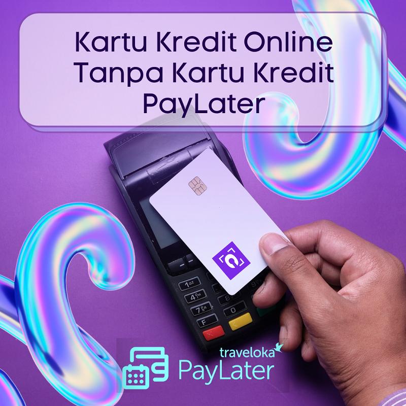 Kartu Kredit Online Tanpa Kartu Kredit PayLater