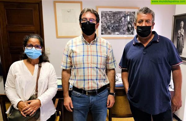 El Cabildo subvenciona la adquisición de una almazara para respaldar al sector olivarero de La Palma