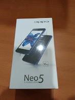 Cara Root Oppo Neo 5 1201 Internal 16GB