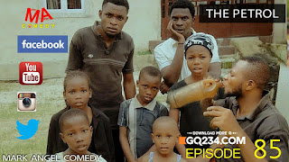 comedy video Emmanuella x Denilson Igwe x Mark Angel Comedy – The Petrol | Episode 85
