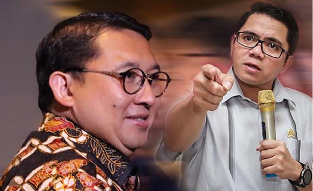 Arteria Heran Fadli Zon Kritik UU Ciptaker: Ketua Baleg Kan dari Gerindra