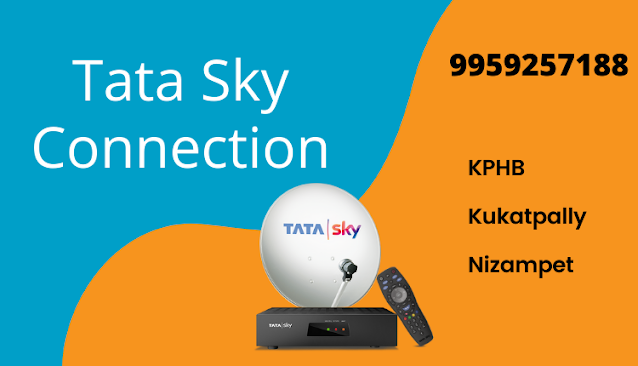 Tata Sky New Connection kukatpally- kphp- kondapur