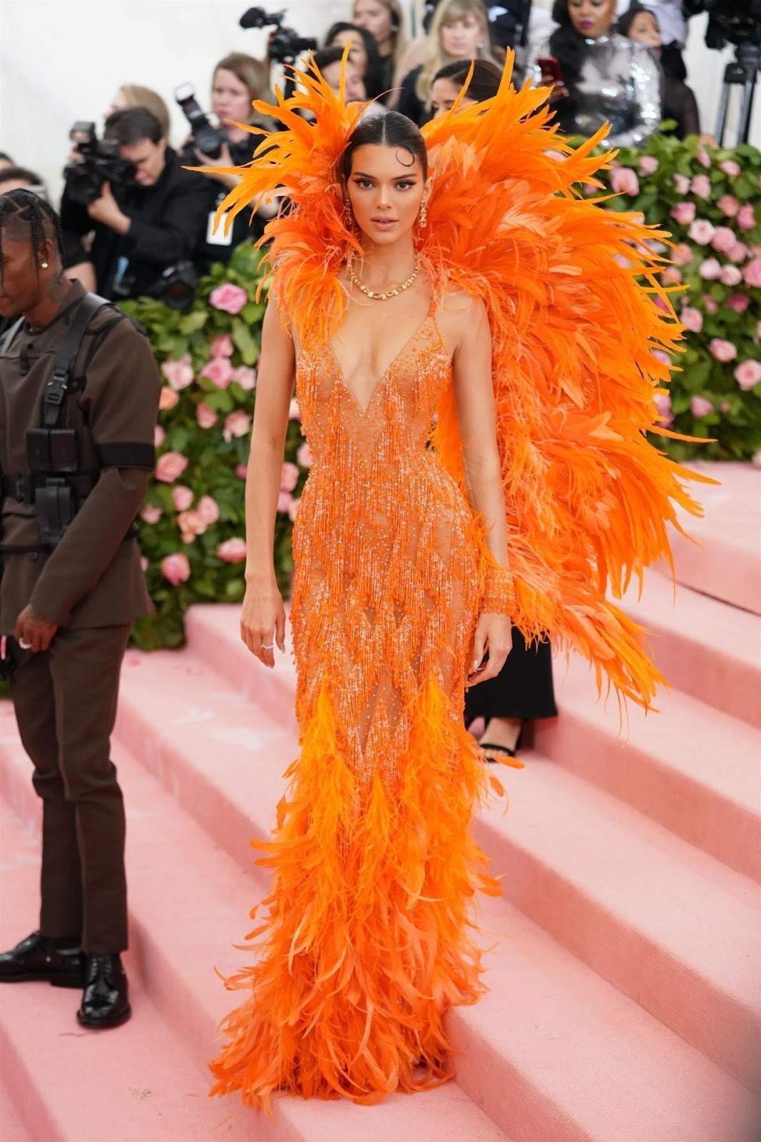 Kendall Jenner – 2019 Met Gala