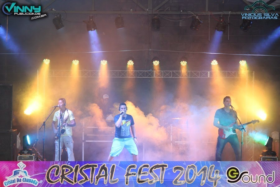 Cristal Fest em Cascavel