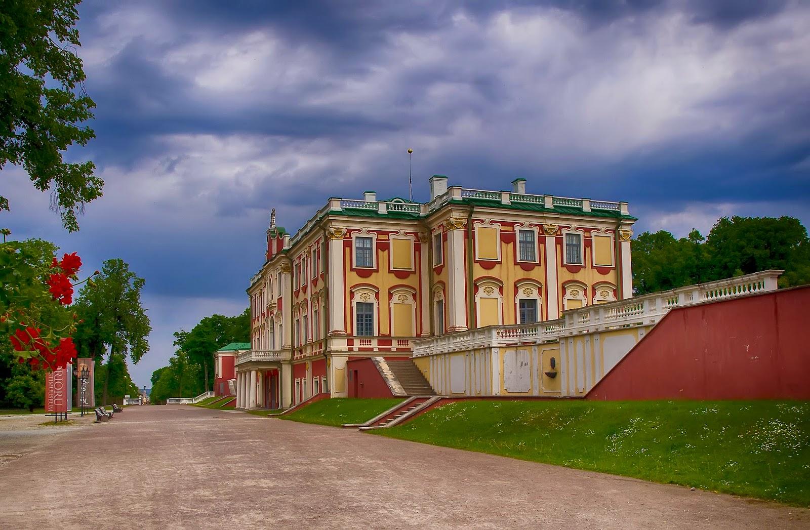 Российские императоры в Ревеле
