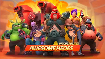 Mad Heroes - Frag Hero Shooter Download