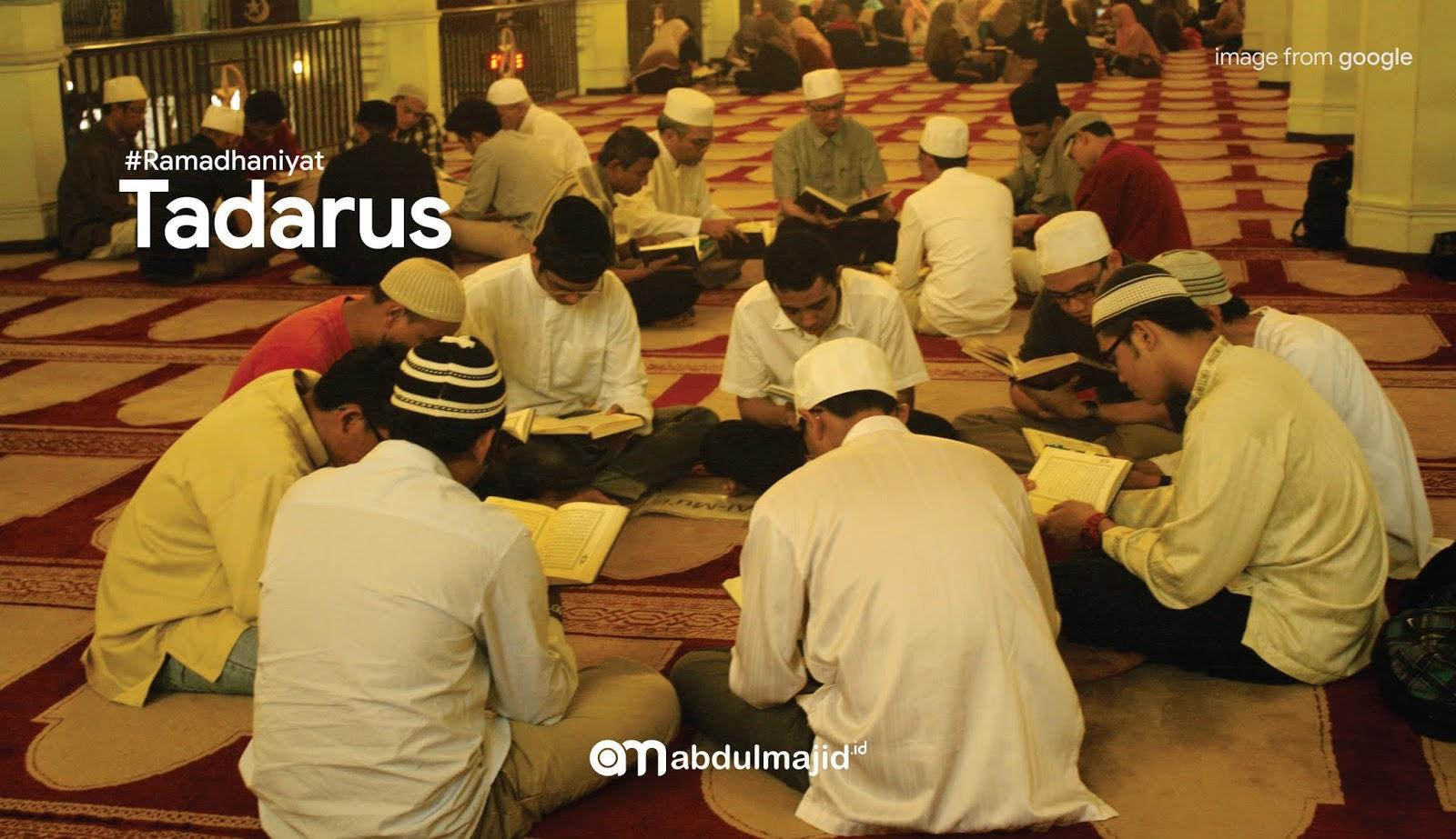 tadarus-al-qur'an-bulan-ramadhan