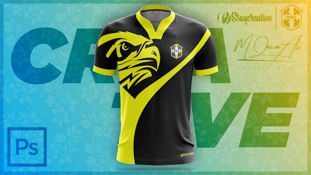 #mqasimali,#staycreative,Creative Eagle Shirt Design in Photoshop cc 2019 by M Qasim Ali,EagleShirt,Photoshop cc 2019 by M Qasim Ali,Cool Jersey Design in Photoshop,Best Soccer Shirt design in photoshop,Photoshop Tutorial - Creative Eagle Shirt Design in Photoshop cc 2019 by M Qasim Ali