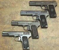 Импортные модели пистолета ТТ