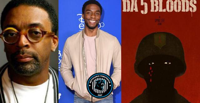 Da 5 Bloods | Spike Lee divulga trailer de seu filme estrelado por Chadwick Boseman, Clarke Peters e Delroy Lindo