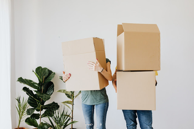 How To Pack Up A House To Move