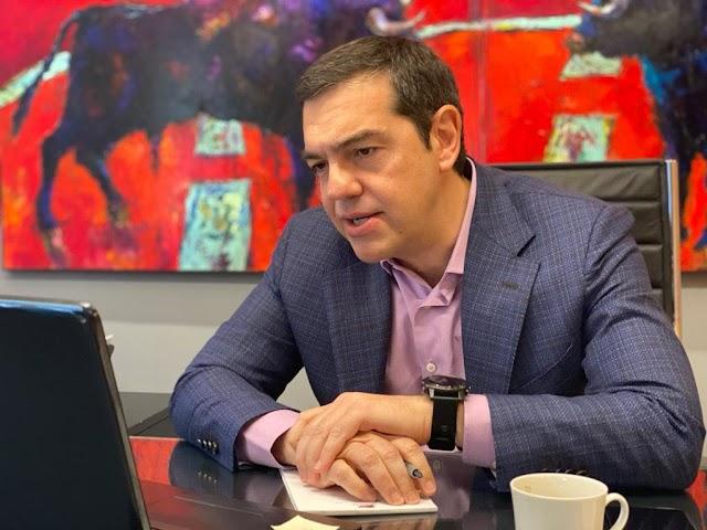 Τσίπρας: Μη διανοηθεί η κυβέρνηση τη μη καταβολή του δώρου Πάσχα