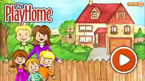لعبة ماي بلاي هوم البيت My PlayHome