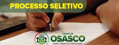 Prefeitura de Osasco abriu concurso para Auxiliar em Saúde Bucal