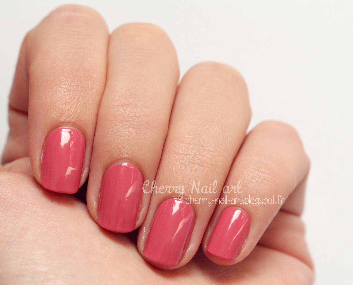 vernis lm cosmetic 281 Bolero collection Bossa Nova