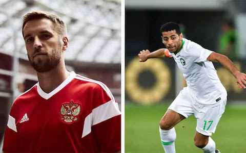Russia vs Saudi Arabia 1st FIFA WORLD CUP 2018  Predictions & Betting Tips, FIFA WORLD CUP 2018 Today Match Predictions