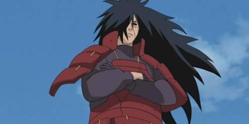 ninja dengan jurus elemen api