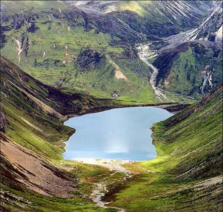 最具傳奇的湖-拉姆拉措