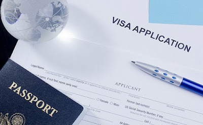 Process For Applying Visa