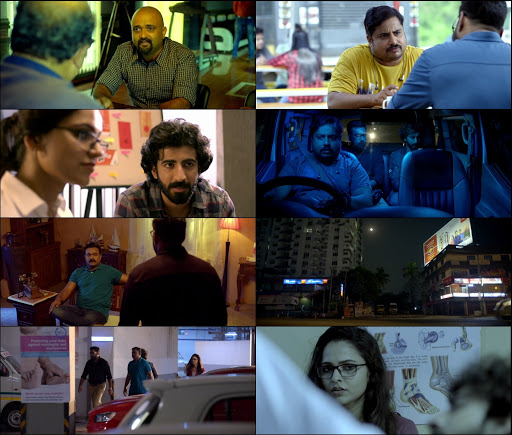 Orayiram Kinakkalal 2018 Hindi Dubbed 720p WEBRip