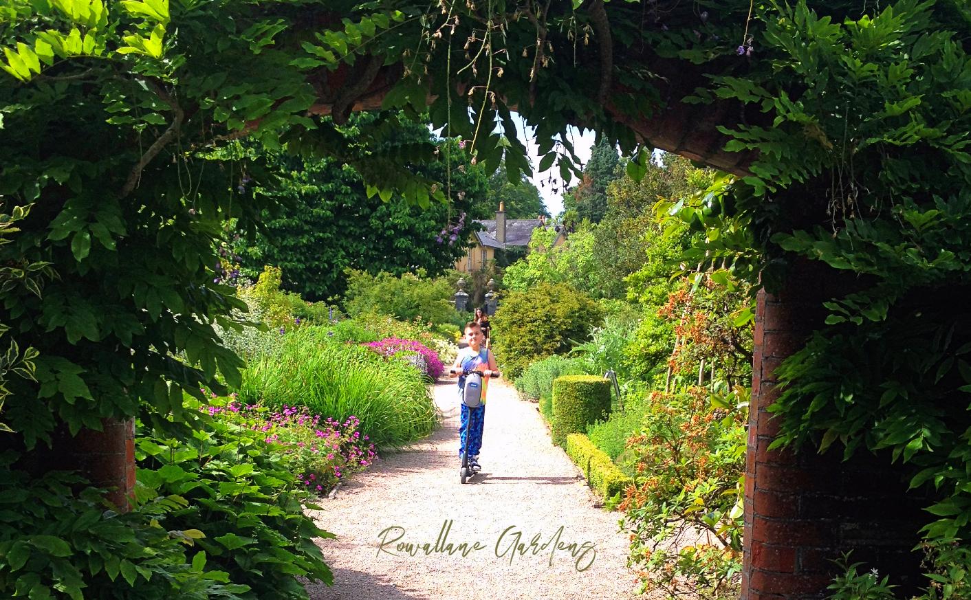 Rowallane Gardens Northern Ireland